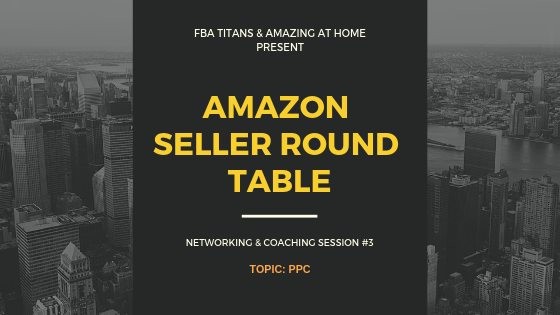 In Seller Round Table Session 3 we talk about the basics of mastering Amazon PPC advertising. We cover the latest in advertising options including the new dynamic bids as well as product targeting and how to create and manage these campaigns.
