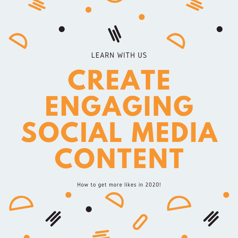 How to create engaging social media content and blog posts