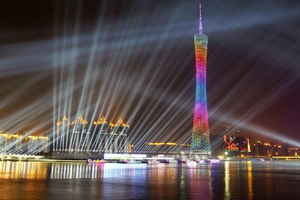 Guangzhou night life