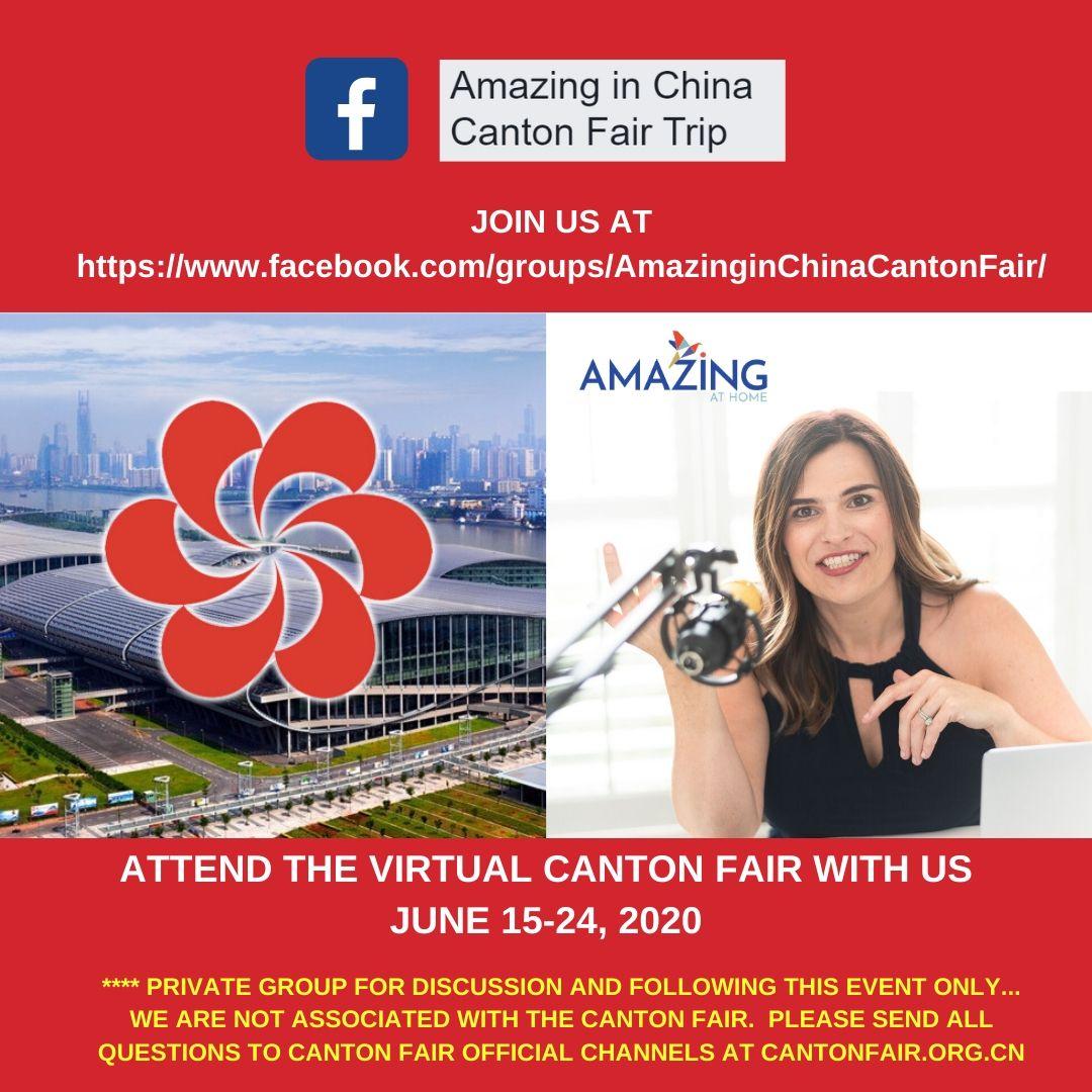 Update on the Virtual Canton Fair Attendance