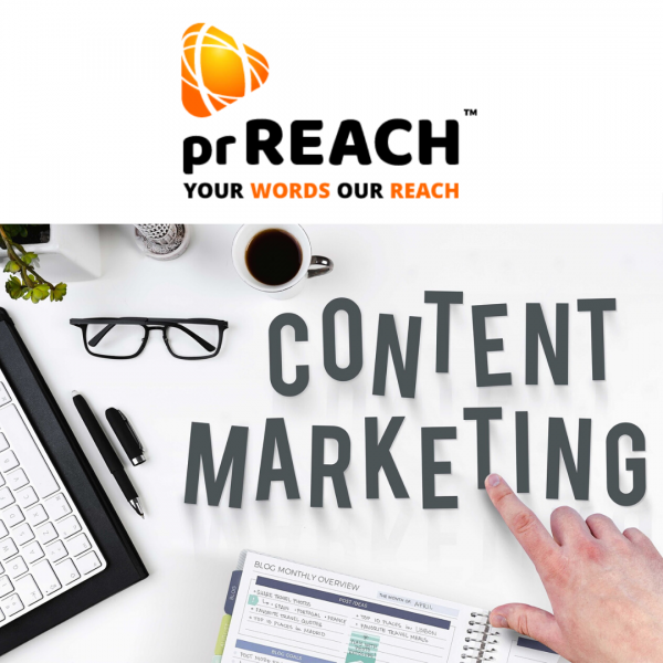 pr reach content marketing services
