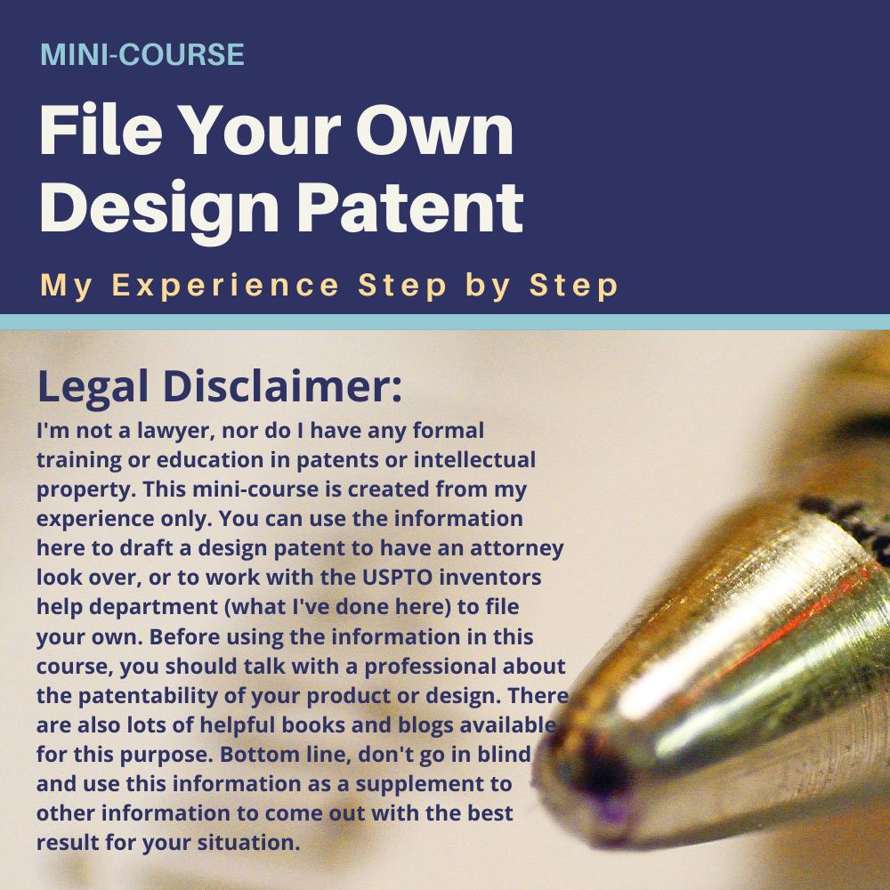 DIY Design Patent