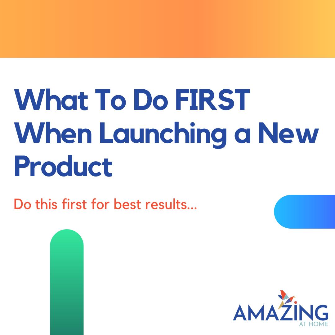 amazon product launch checklist