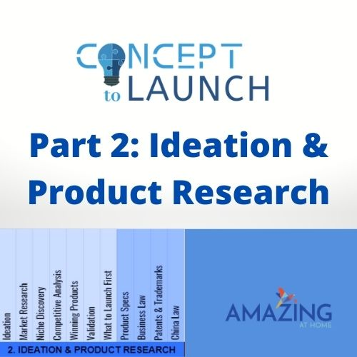 ideation & product research