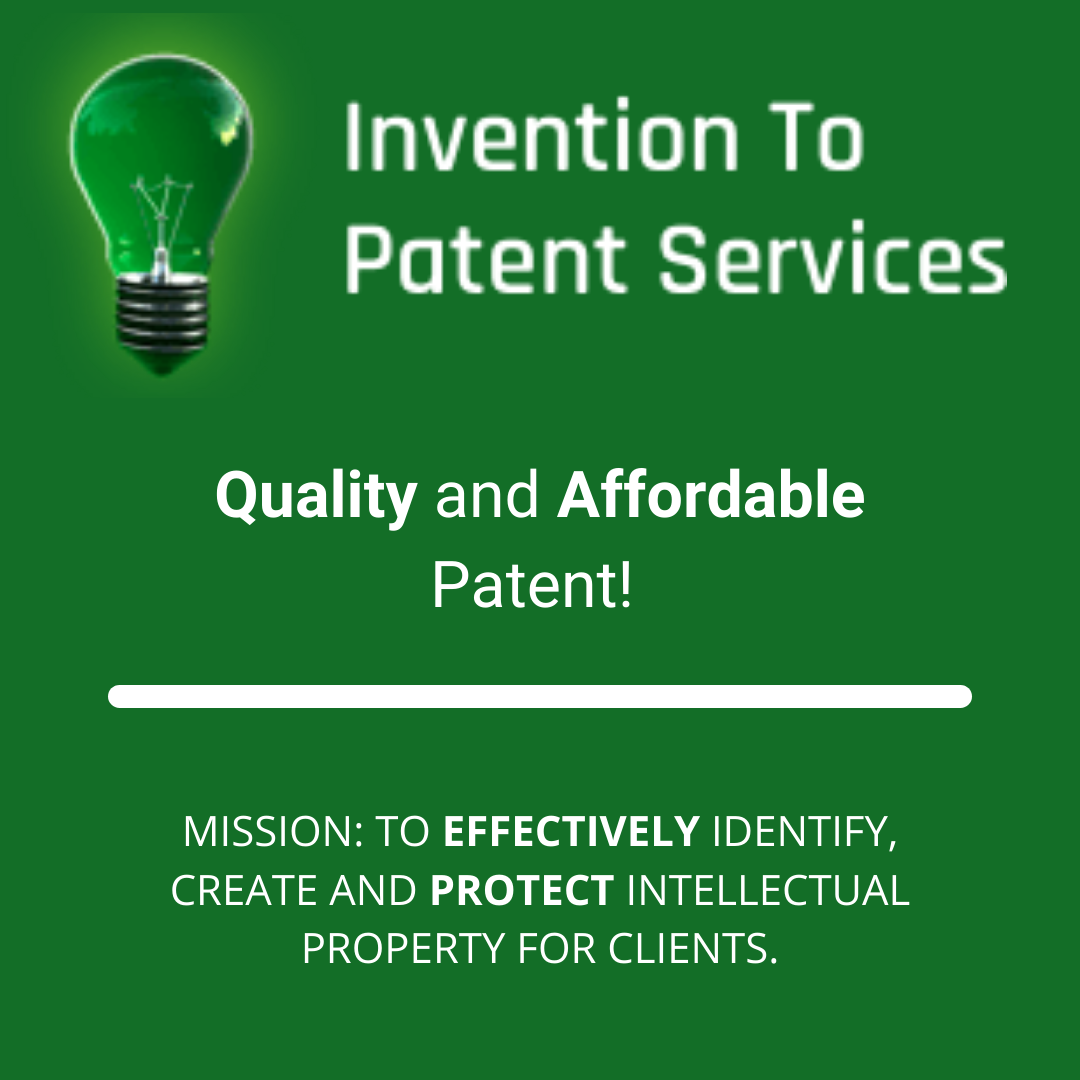 invention to patent services