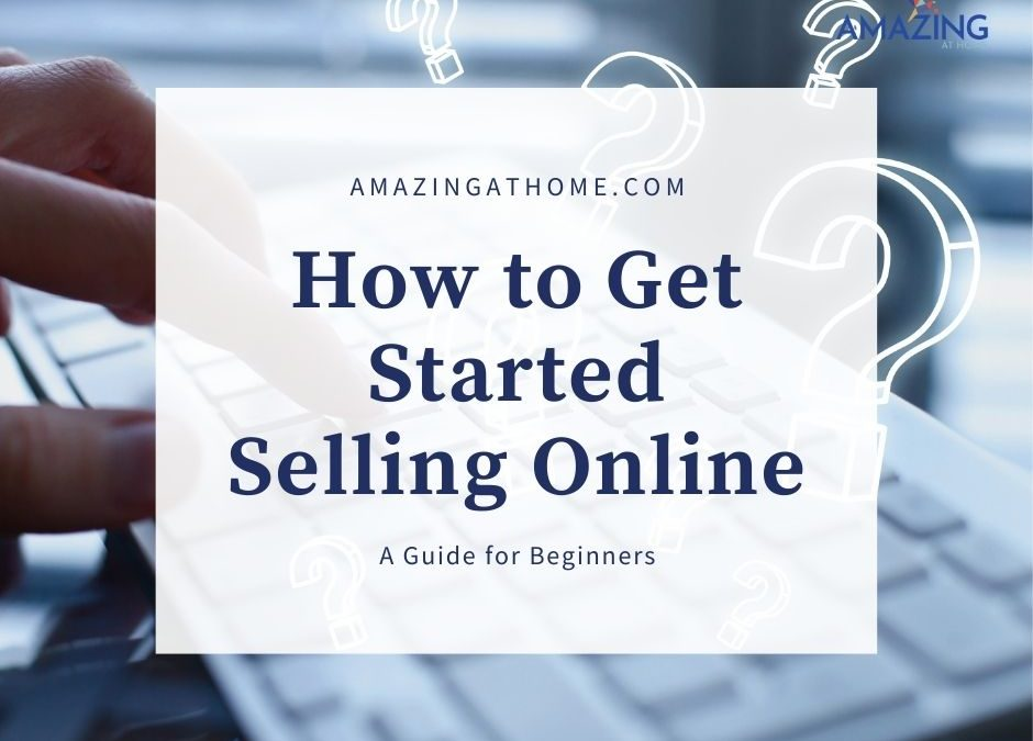 how can beginners sell on Amazon