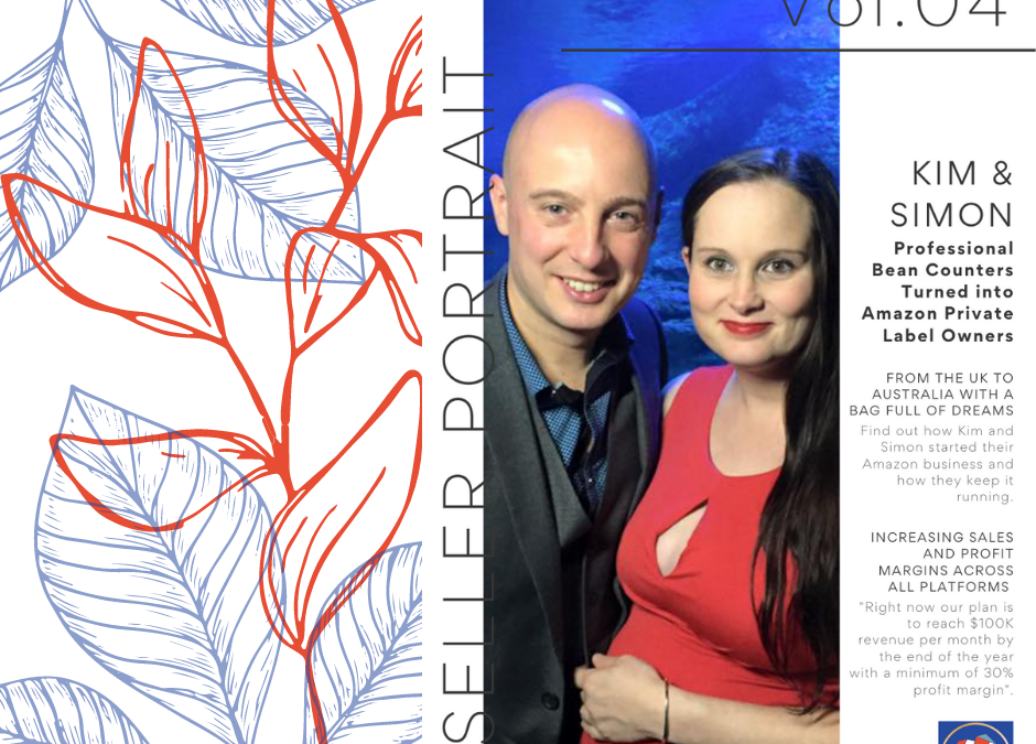 Seller Portrait Volume#4, Feat. Kim Clay & Simon Agar