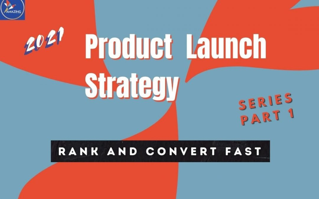 Product launch strategy part 1 of 4